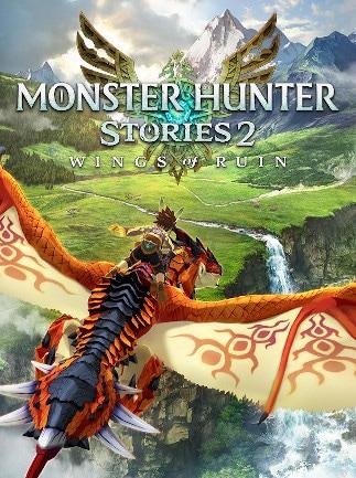 Monster Hunter Stories 2: Wings of Ruin (PC) - Steam Key - GLOBAL