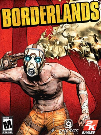 Borderlands GOTY Enhanced Steam Key GLOBAL