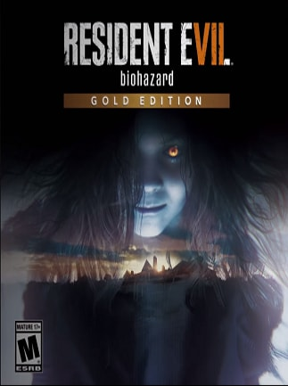 RESIDENT EVIL 7 biohazard / BIOHAZARD 7 resident evil: Gold Edition Steam Key GLOBAL