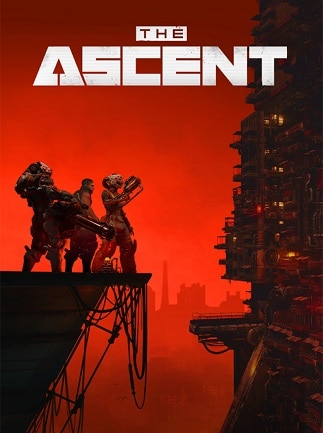 The Ascent (PC) - Steam Key - GLOBAL