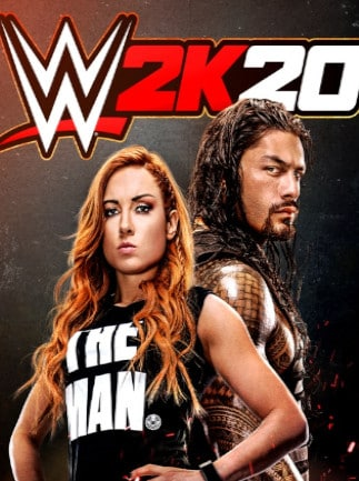 WWE 2K20 Standard Edition - Steam - Key GLOBAL