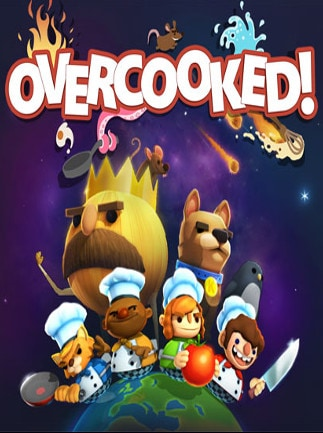 Overcooked Gourmet Edition Steam Key GLOBAL