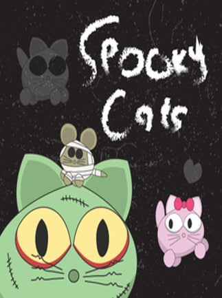 Spooky Cats Steam Key GLOBAL