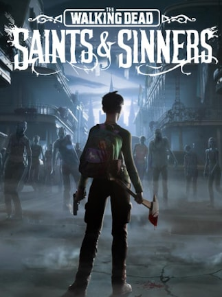 The Walking Dead: Saints & Sinners (Tourist Edition) - Steam - Key GLOBAL