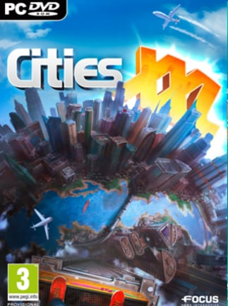 Cities XXL Steam Key GLOBAL