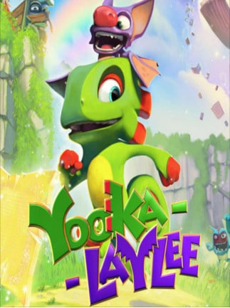 Yooka-Laylee Digital Deluxe Edition Steam Key GLOBAL