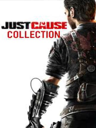 Just Cause Collection Key Steam GLOBAL