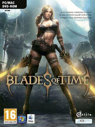 Blades of Time Steam Key GLOBAL