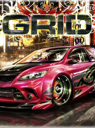 GRID Steam Key GLOBAL