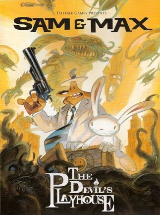 Sam & Max: The Devil's Playhouse Steam Key GLOBAL