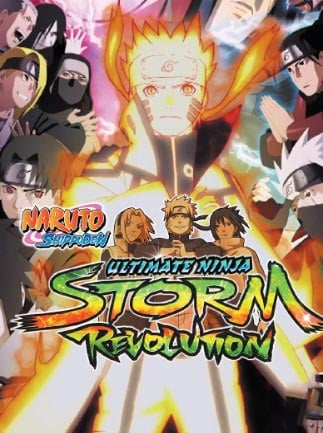 NARUTO SHIPPUDEN: Ultimate Ninja STORM Revolution Steam Key GLOBAL