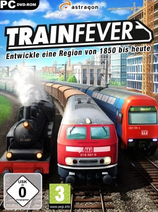 Train Fever Steam Key GLOBAL
