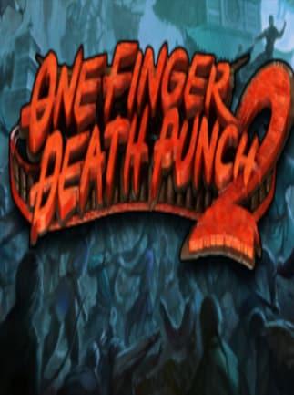 One Finger Death Punch 2 Steam Key GLOBAL