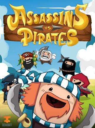 Assassins vs Pirates Steam Key GLOBAL