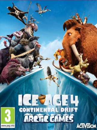 Ice Age 4: Continental Drift: Arctic Games Steam Key GLOBAL