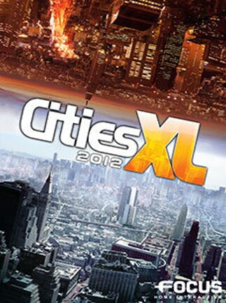 Cities XL 2012 Steam Key GLOBAL
