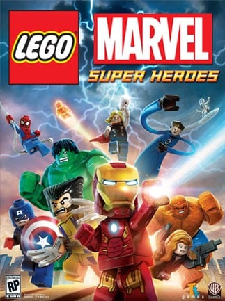 LEGO Marvel Super Heroes Steam Key GLOBAL