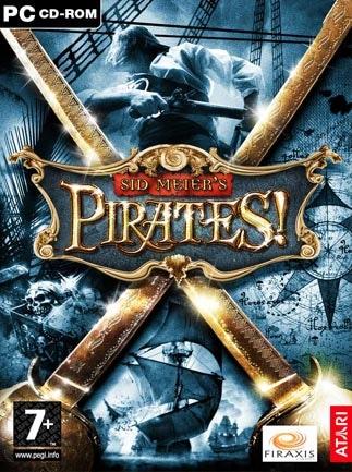 Sid Meier's Pirates! Steam Key GLOBAL