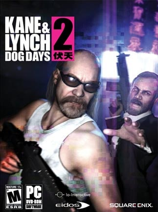 Kane & Lynch 2: Dog Days Steam Key GLOBAL