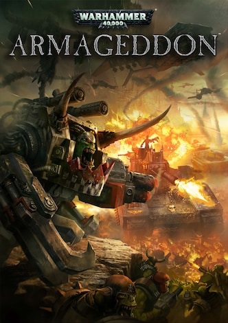 Warhammer 40,000: Armageddon Steam Key GLOBAL