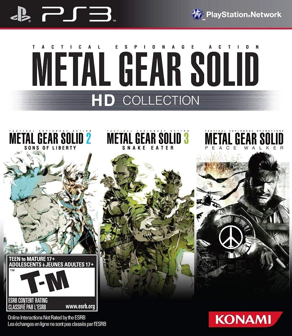 Roblox Naruto Gear Ps3 Metal Gear Solid Hd Collection R1 G2a Com