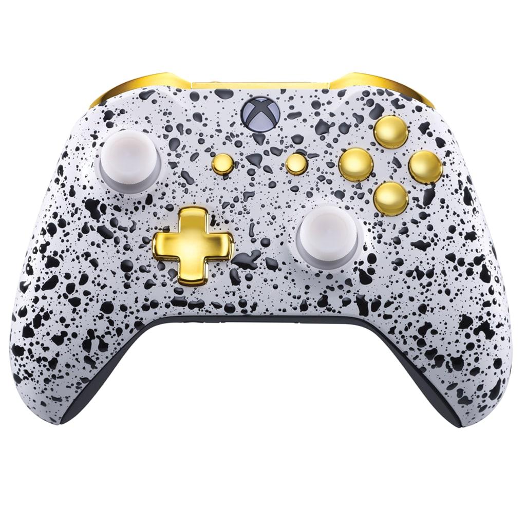 Xbox One Controller 3d White Gold G2a Com