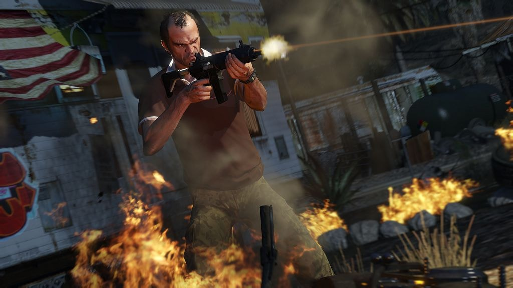 Grand Theft Auto V Rockstar Key GLOBAL