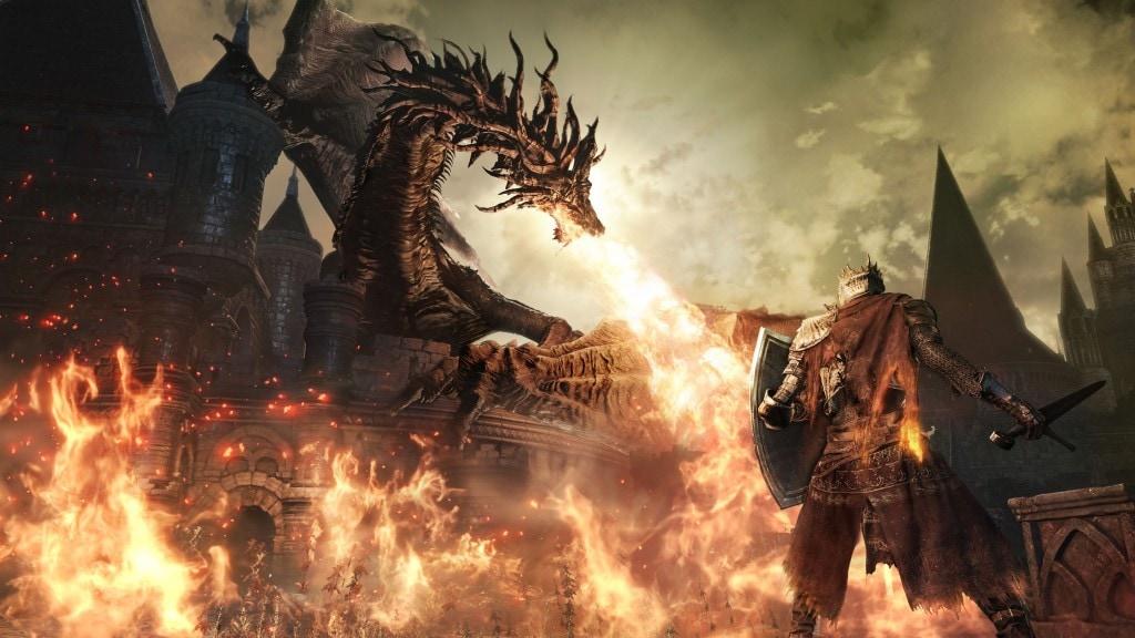 Dark Souls III Deluxe Edition Steam Key GLOBAL