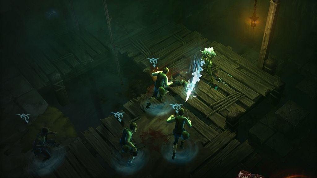 Diablo 3 necromancer key
