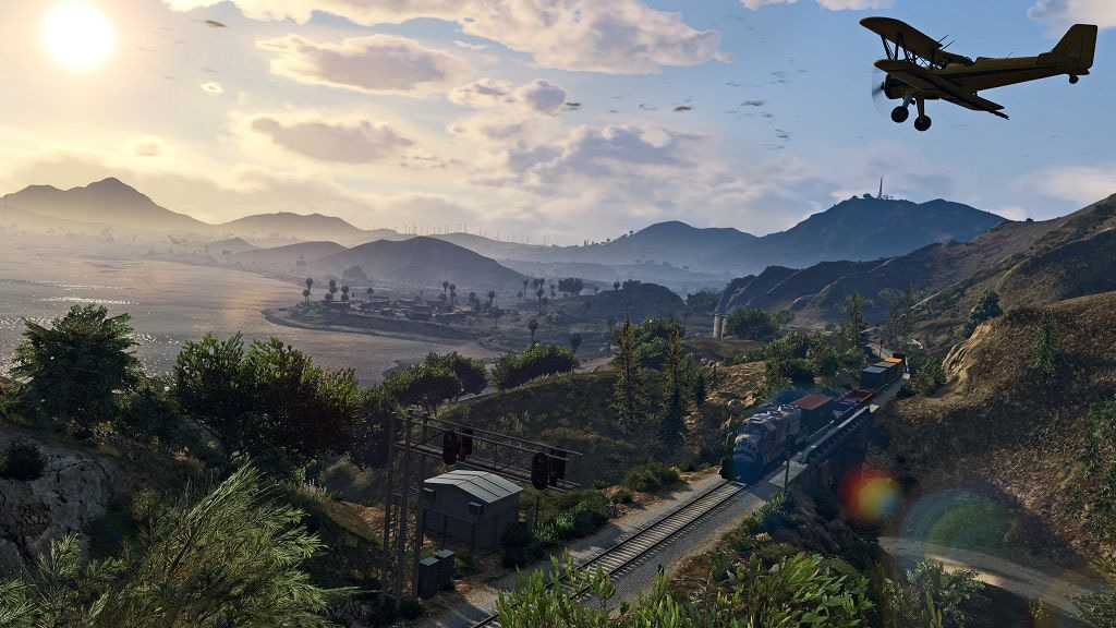 Grand Theft Auto V (PC) - Rockstar Key - GLOBAL