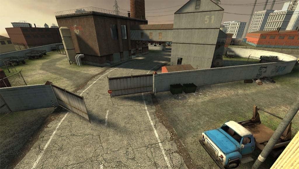 Counter-Strike: Source Steam Gift GLOBAL