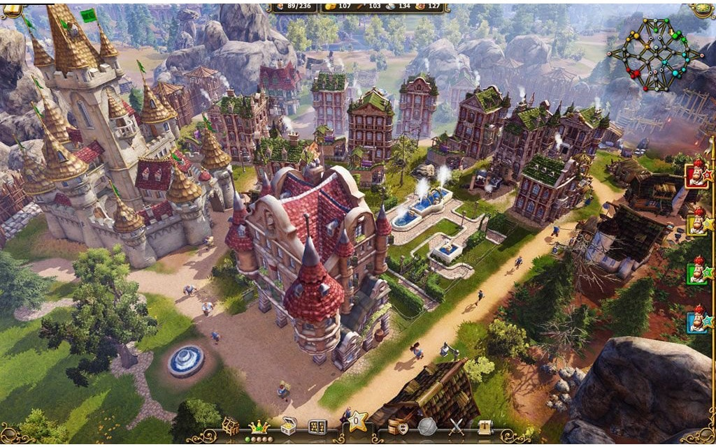The Settlers 7 Paths to a Kingdom Uplay Key GLOBAL on