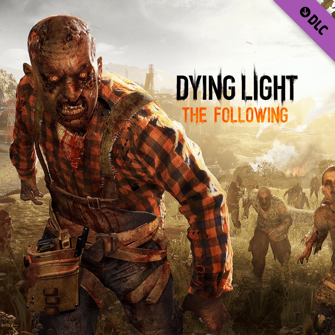 Dying Light: The Following Steam Key GLOBAL