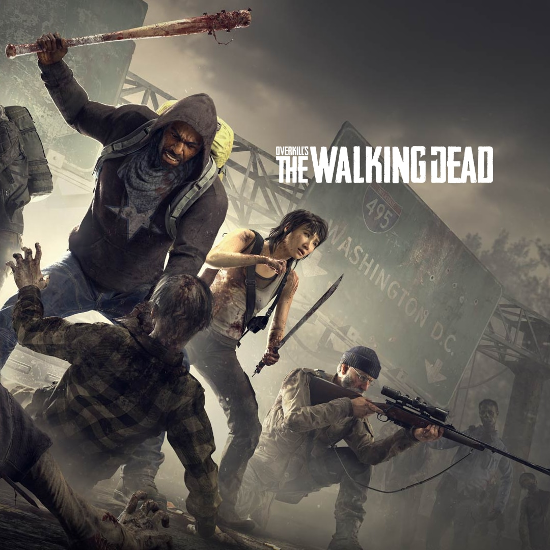OVERKILL's The Walking Dead Steam Key GLOBAL