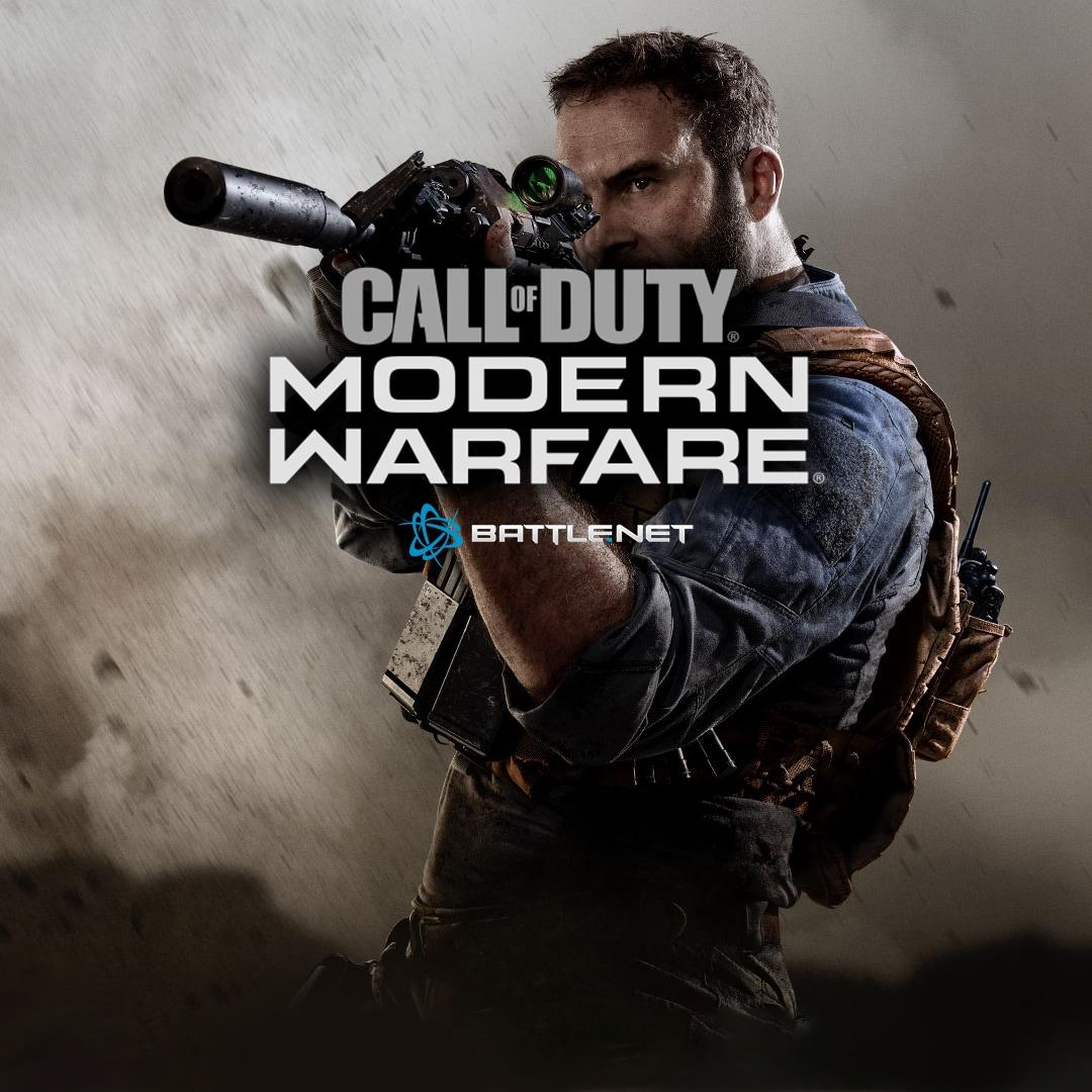 Call Of Duty Modern Warfare Standard Edition Pc Buy Battle Net Game Key