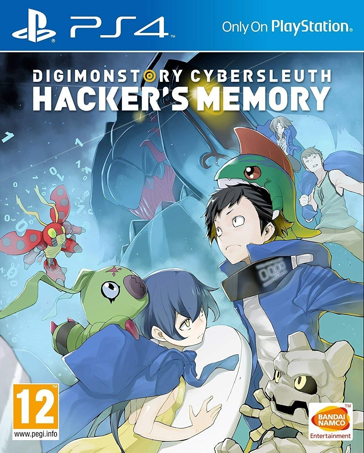 PS4 DIGIMON STORY CYBER SLEUTH HACKER MEMORY R2 - G2A COM