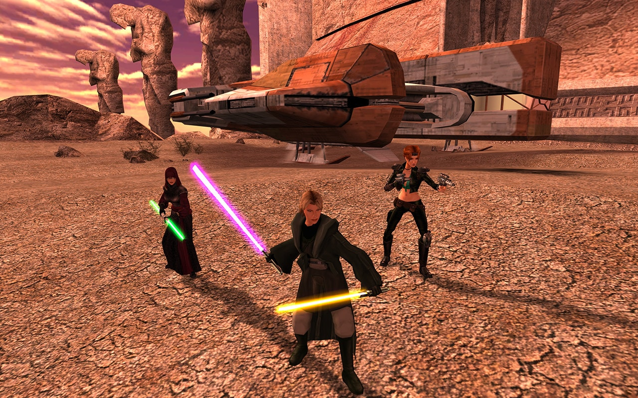 STAR WARS Knights of the Old Republic II - The Sith Lords Steam Key GLOBAL
