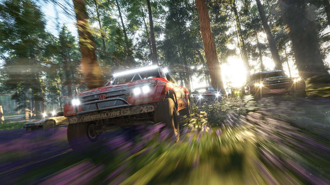 Forza Horizon 4 Standard Edition XBOX LIVE Key XBOX ONE / WINDOWS 10 GLOBAL