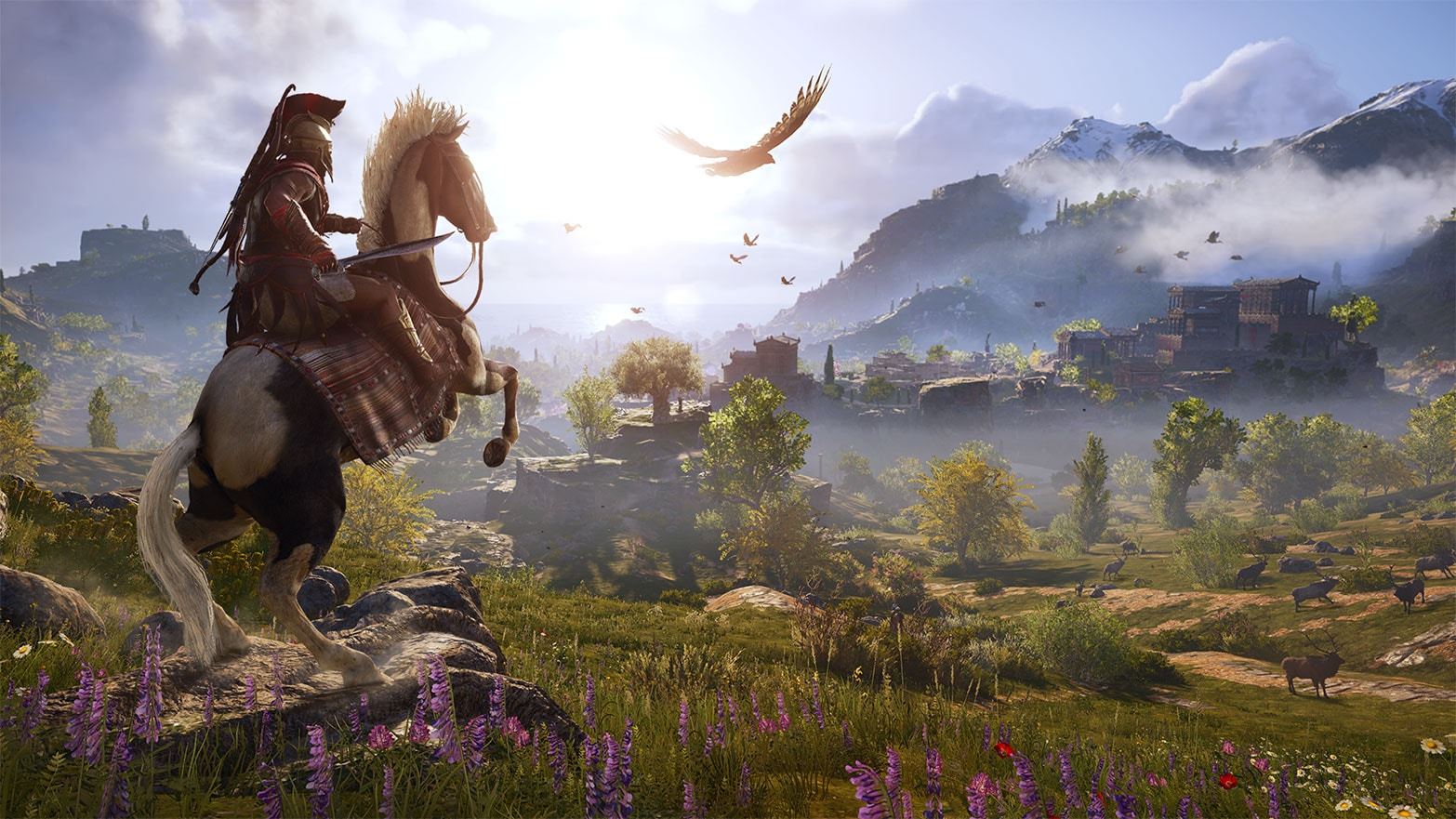 Assassin's Creed Odyssey Uplay Key EUROPE