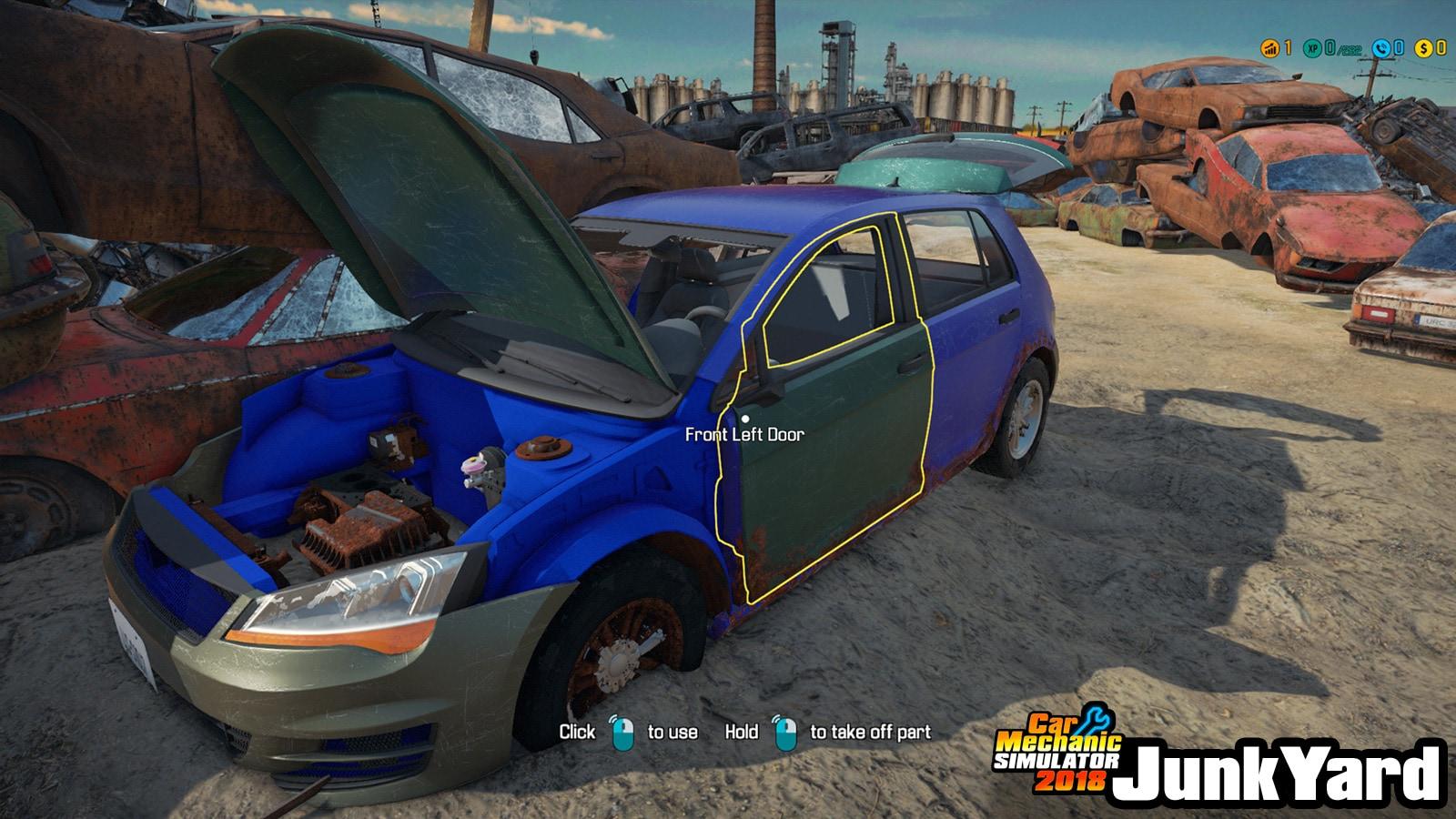 Car Mechanic Simulator 2018 Steam Key GLOBAL