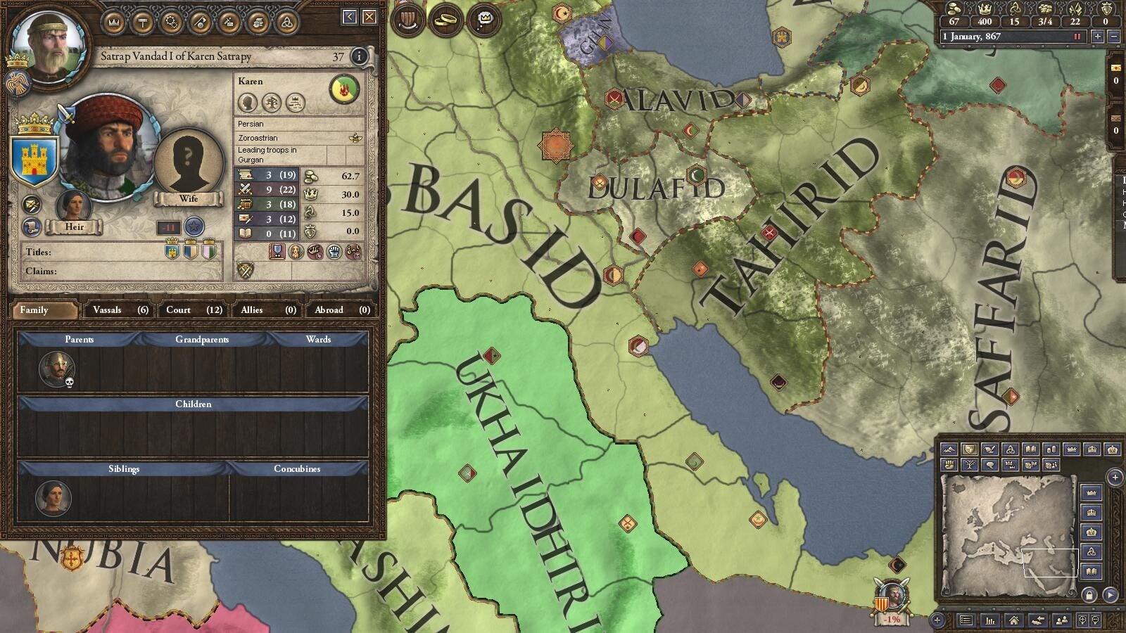 Crusader Kings II - Sword of Islam Steam Key GLOBAL