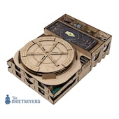 Barrage + The Leeghwater Project exp + optional 4 construction wheels set Organizer Insert