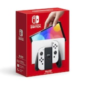 Nintendo Switch OLED Console Pre-Order - White