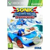 Sonic All-Star Racing: Transformed (Classics) X360 Hardcopy Brand new & Sealed XBOX 360 Gaming