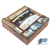 Terraforming Mars – All In One Box Organizer Insert + Lifted Base