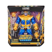 Thanos Action Figure (The Infinity Gauntlet) - Marvel Legends Series - Hasbro Plastic