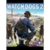 Watch Dogs 2 Ubisoft Connect Key ASIA