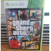 Grand Theft Auto V / GTA 5 - Physical Copy / New / Factory Sealed - Quick Dispatch  (Standard Edition) XBOX 360