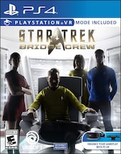 PS4 STAR TREK BRIDGE CREW VR - R2 (Physical)