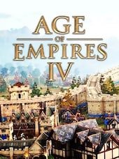 Age of Empires IV (PC) - Steam Key - GLOBAL